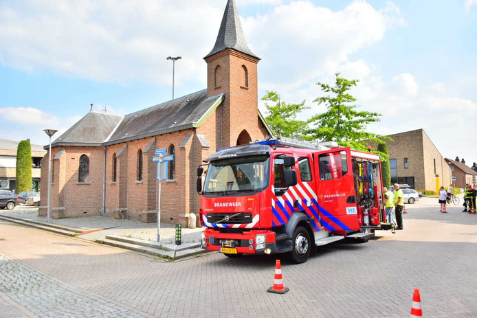 Vandalisme in kapel Zegge
