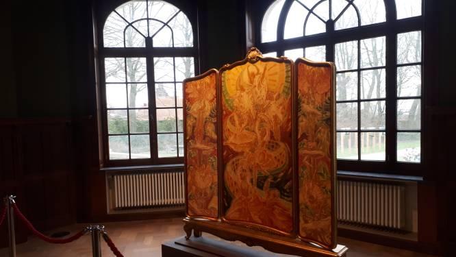 """Kunstexpo in kasteel Wallemote is schot in de roos: """"Grootste en meest bezochte tentoonstelling in Izegem"""""""