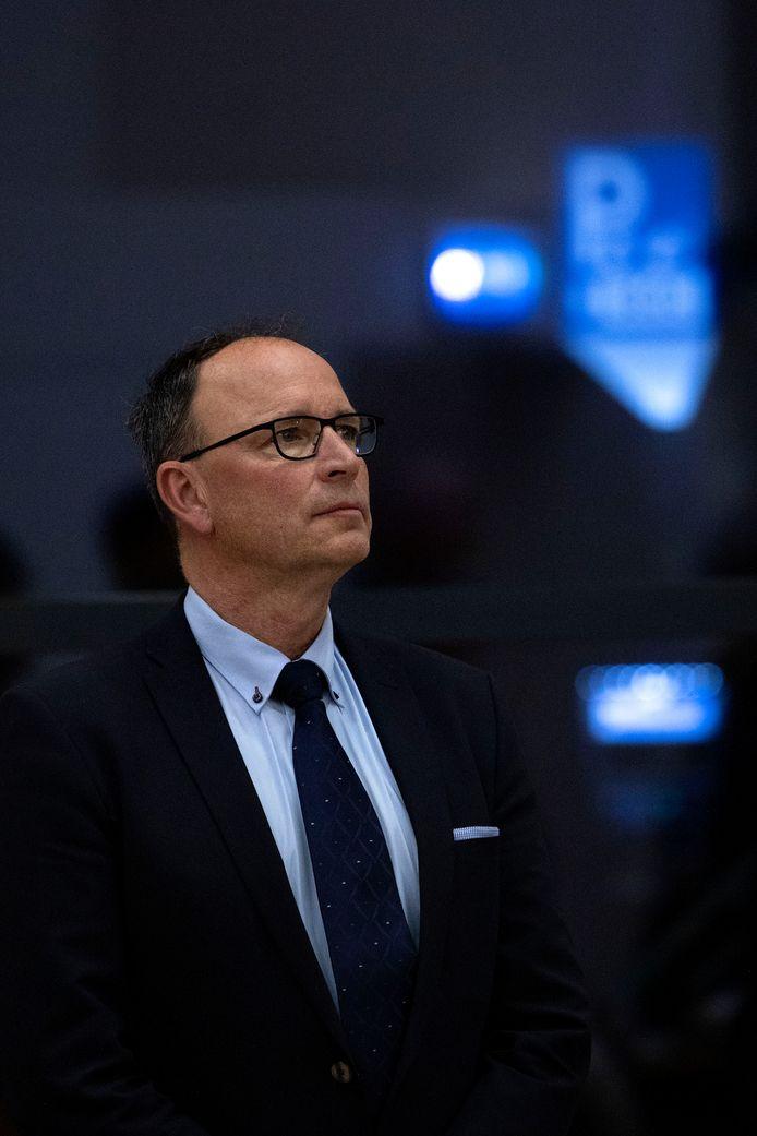 Wethouder Theo Geldens.