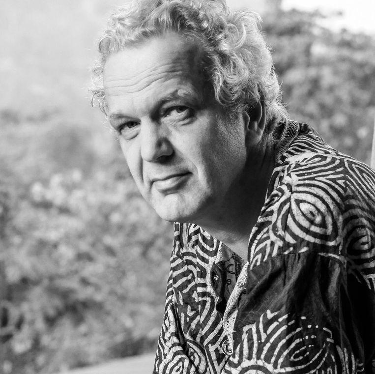 Peter Abspoel is cultureel antropoloog en filosoof Beeld Anne Laiser Lum