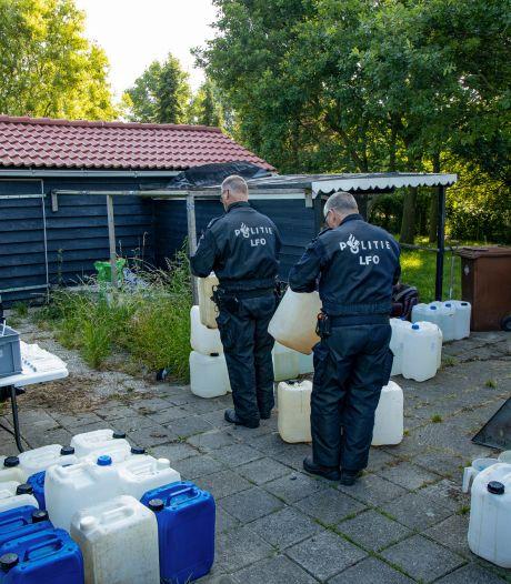 Twee Zeeuwen en schoonzoon Klaas Otto jaren de cel in voor opzetten drugslab in Rilland