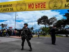 Geweld laait op in Colombia, regering: guerrillastrijders verantwoordelijk voor aanslag