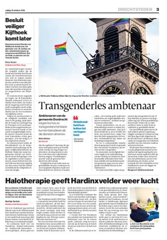 Pagina 3 van De Dordtenaar van vrijdag 12 oktober