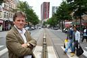 Jur Verbeek was 7 jaar geleden nog 'stadsmarinier' in Rotterdam