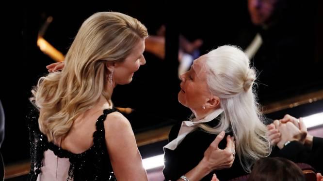Hollywoodacteurs nemen mama mee naar Oscarspektakel
