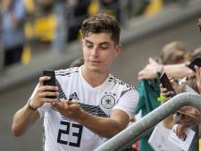 Havertz verlaat Mannschaft om Chelsea-transfer af te ronden