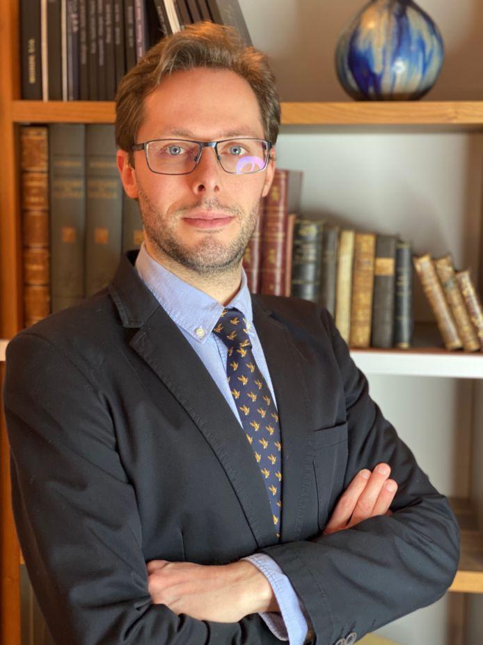 Xavier Bellekens, expert en cybersécurité