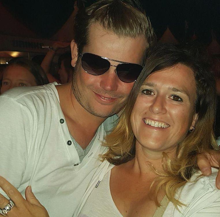 Steven Verbrigghe overleefde de botsing niet. Zijn echtgenote Katariena raakte zwaargewond.