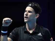 Thiem fait plier Nadal au terme d'un match de (très) haut niveau