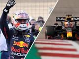 Bekijk hoe Max Verstappen pole pakt in de kwalificatie van GP Verenigde Staten