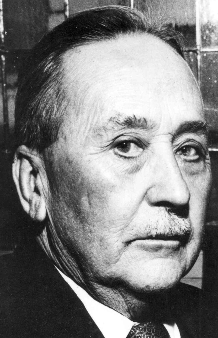 Willem Elsschot. Beeld Athenaeum