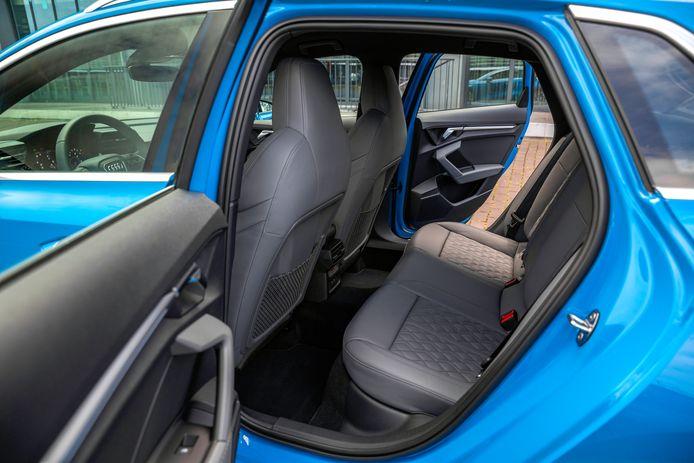 De nieuwe Audi A3 Sportback