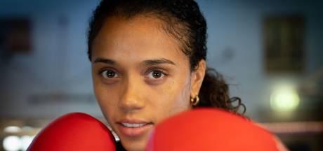 'Golden Girl' Jemyma na zware blessure toch naar Spelen? 'Als ik Parijs haal, dank ik God'