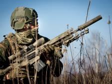 Gifdampen op militaire schietbaan in Havelte