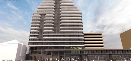 Omwonenden: 'Woonplezier wordt vergald door nieuwbouw Vlissings Hotel Britannia'