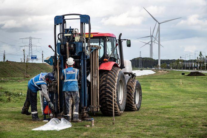In grote delen van Nederland wordt momenteel bodemonderzoek gedaan om te ontdekken hoeveel aardwarmte er in potentie gewonnen kan worden.