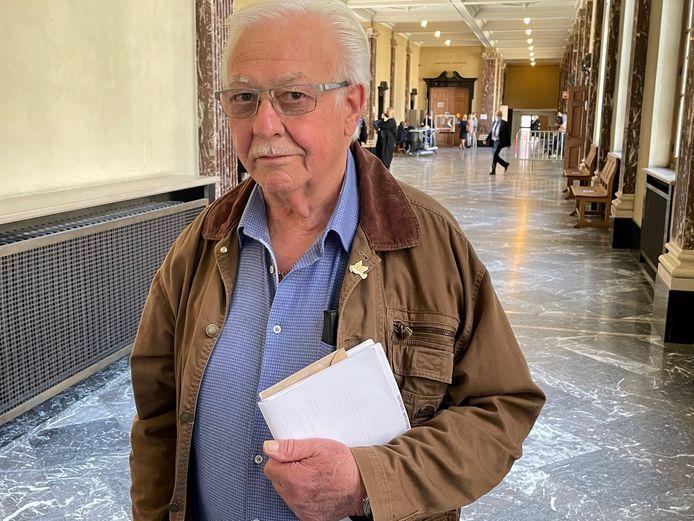 José Delaere werd op terugweg van een hulpactie in Pepinster beroofd