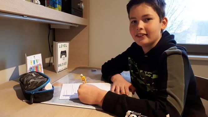 """Sverre (12) schrijft open brief aan minister Ben Weyts (N-VA): """"Laat ons alsjeblieft in juni op bosklassen gaan, want ik wil het zesde leerjaar leuk afsluiten"""""""