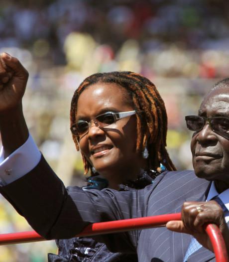 'First lady Zimbabwe smokkelde ivoor'
