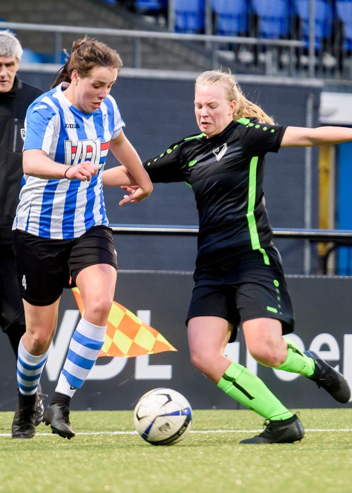 EINDHOVEN - FC Eindhoven vrouwen op archiefbeeld.