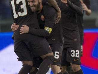 Nainggolan en Roma bij laatste acht Coppa Italia