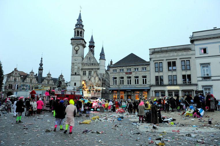 Aalst Carnaval  Beeld Photo News
