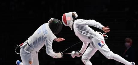Osse degenschermer Verwijlen vol frustratie na olympische uitschakeling: 'Hier baal ik gruwelijk van'