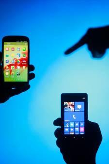 Dit waren de vijf bestverkochte smartphones in het eerste kwartaal