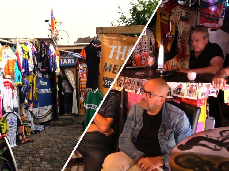 Ricardo & co zien Van der Poel vanuit hun wielercave olympisch goud mislopen: 'Ook Mathieu kan vallen'