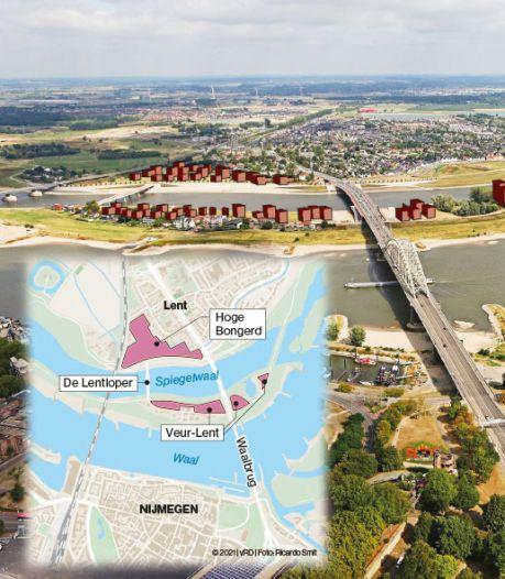 Via een nieuwe Stikke Spiegelstraat afdalen naar het water van de Spiegelwaal; Stadseiland kan veel mooier