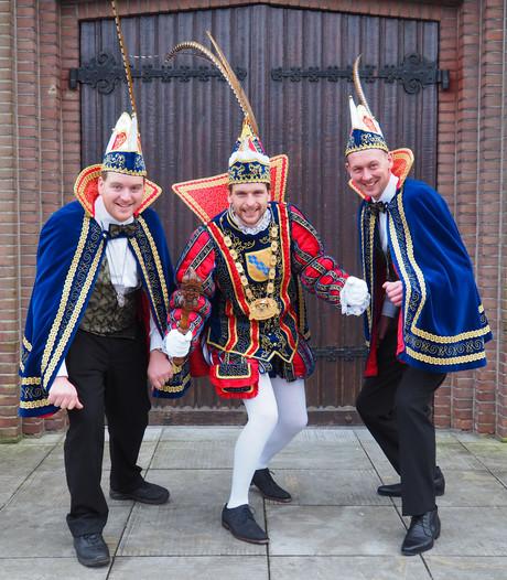 Prins Maarten nieuwe vorst van de Vrolijke Drammers
