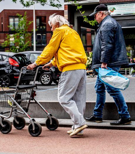 Vroeger waren bejaarden oud, nu niet meer