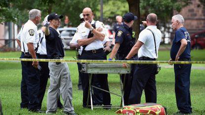 Meer dan 70 mensen nemen overdosis in buurt van Amerikaans park