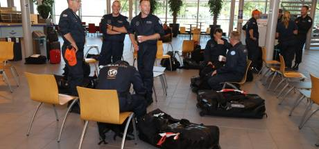 Reddingsteam vanaf Eindhoven naar Beiroet: 'Voor Diva is het een spelletje'