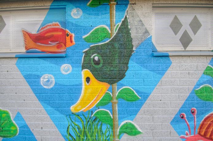 Met graffiti gemaal in Almelo pimpen | Almelo | tubantia.nl