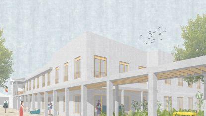 Gemeentehuis Kalmthout krijgt gaanderij en nieuw plein