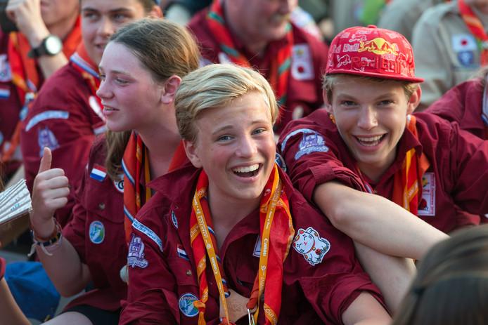 Scouting Nederland wil haar scoutinggroepen rookvrij maken.