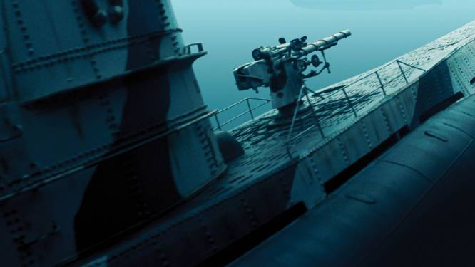 Duikboot uit nieuwe Vlaamse film 'Torpedo' staat in avant-première in Affligem