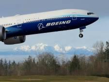 Geplaagd Boeing maakt eerste testvlucht met nieuwe 777X