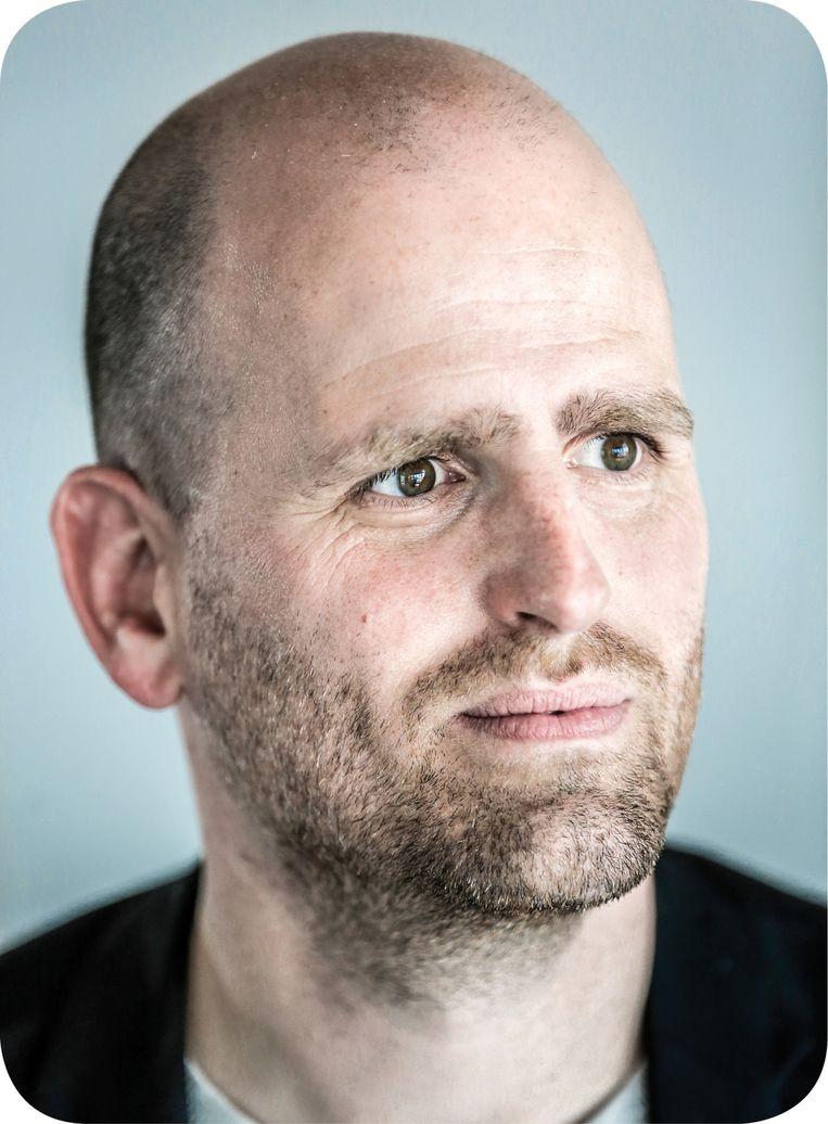 Michaël Opgenhaffen: 'De trucs van de techbedrijven zijn als goocheltrucs: eens je ze doorziet, verdwijnt het effect.' Beeld