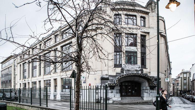 Het Instituut Anneessens-Funck, een Nederlandstalige school in het hart van het Brusselse Hoofdstedelijk Gewest. Beeld Bob Van Mol