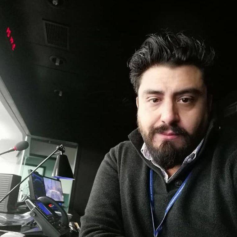 Giancarlo Agostino Di Maria. Beeld Giancarlo Agostino Di Maria