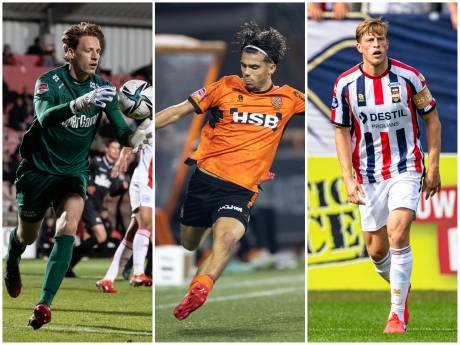 Zo vergaat het Denzo Kasius, Thijmen Nijhuis en Emil Bergström, de verhuurde spelers van FC Utrecht
