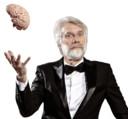 Erik Scherder, hoogleraar neuropsychologie.