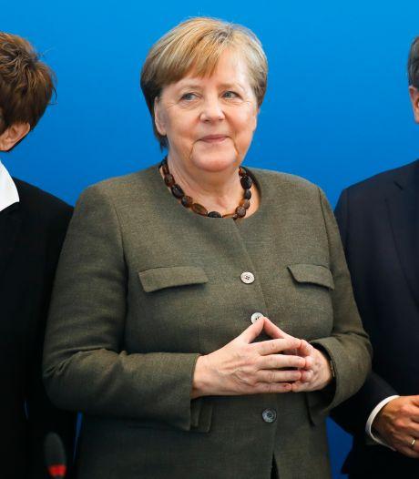 Machtsstrijd binnen Merkel's CDU: Jetzt geht's los!
