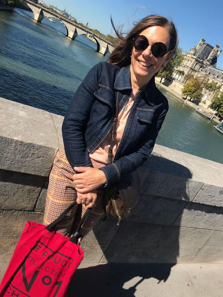 Cécile Narinx Beeld Privéfoto
