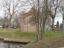 De sluis bij Haghorst is eigendom van Rijkswaterstaat.
