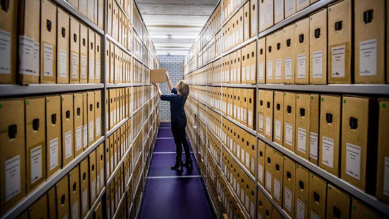 Op Openbaar-heidsdag gaan jaarlijks nieuwe archieven open Beeld Robin Utrecht/ANP