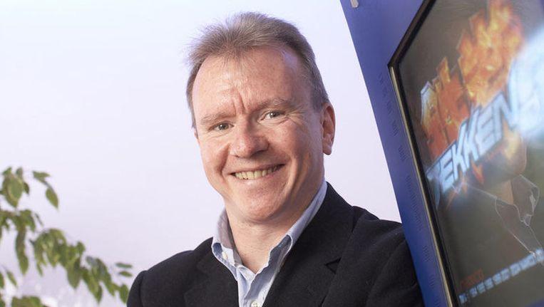 Jim Ryan, CEO van Sony Computer Entertainment Europe. Beeld SCEE