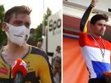 Nederlands kampioen Dumoulin: 'Een overwinning op mezelf'
